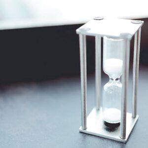 砂時計(イメージ)
