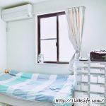 子供のベッド