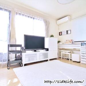 テレビ横収納_after