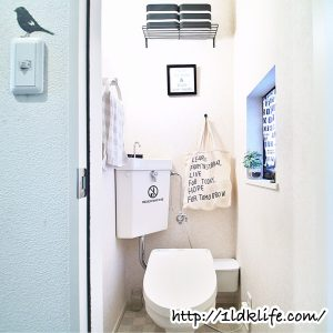 我が家のトイレ2020。